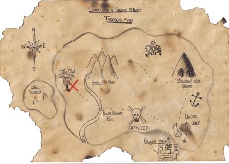 Seu plano de negócios pode se revelar um mapa do tesouro!