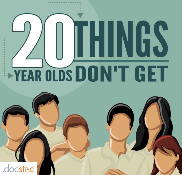 20 coisas que devemos fazer ou não com 20(e tantos!)anos