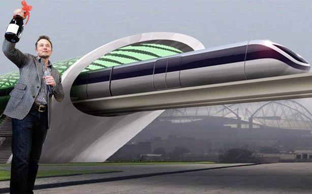 Hyperloop: o começo do fim das distâncias