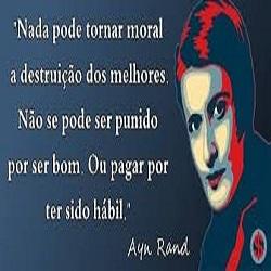 Frase de Ayn Rand