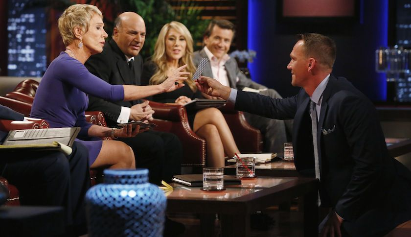 "Os ""Sharks"" do Shark Tank Fonte: Kelsey McNeal—Getty Images"